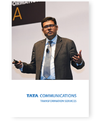 Vaibhav Dongre at Telecoms World Asia 2019 2019
