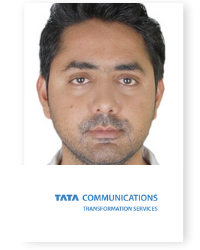 Vishal Kale at Telecoms World Asia 2019 2019