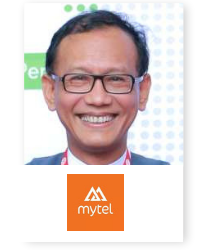 Zaw Min Oo at Telecoms World Asia 2019 2019
