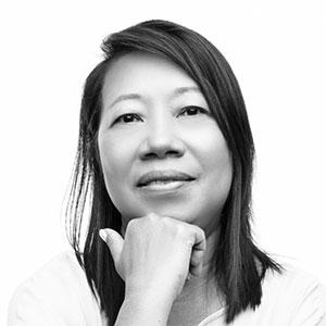 Helen Wong speaking at Telecoms World Asia