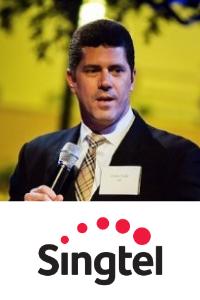 Frank Frulio at Total Telecom Congress 2019