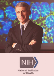 Dr Anthony S. Fauci, M.D. NIAID Director NIH