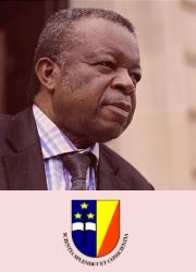 Professor Jean-Jacques Muyembe-Tamfum, Director-General, National Institute for Biomedical Research, Democratic Republic of the Congo (DRC) & Professor of Microbiology; Kinshasa University Medical School