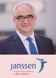 Dr Paul Stoffels Vice Chairman of the Executive Committee and Chief Scientific Officer Janssen
