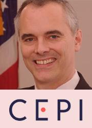 Dr Richard Hatchett, CEO, CEPI