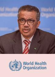Dr Tedros Adhanom Ghebreyesus,Director General, WHO