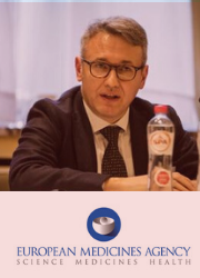 Dr Marco Cavaleri,Head of Office, Anti-infective and Vaccines in the Human, Medicines Evaluation Division, EMA
