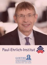 Dr Klaus Cichutek,President, Paul-Ehrlich-Institut, Federal Institute for Vaccines and Biomedicines, Germany& Professor of Biochemistry, Goethe University Frankfurt/Main