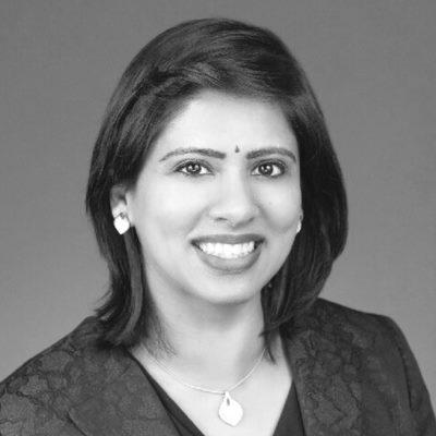 Deepa Venkataraman speaking at Drug Safety Congress