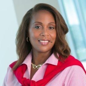 Keya Pitts speaking at Drug Safety Congress