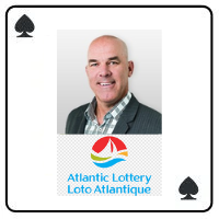 Craig Storey from Atlantic Lottery speaking at World Gaming Executive Summit, WGES2020