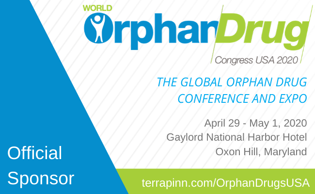 official sponsor example at world orphan drug congress usa