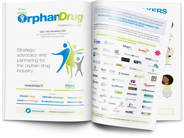 World Orphan Drug Congress Brochure