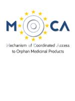 Anna Busics, Project Advisor, MoCA at World Orphan Drug Congress Europe