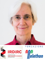 Lucia Morano,Consortium Assembly & Head, Research Impact and Strategic Analysis – Centro Studi, Fondazione Telethon Orphan Drug Congress Europe