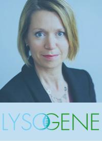 Samantha Parker, SVP & Chief Patient Access Officer, Lysogene