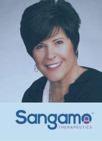 Christeen Moburg,Senior Director, Patient Advocacy, Sangamo Therapeutics