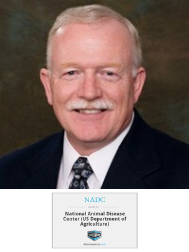 Dr Mark Kehrli Center Director National Animal Disease Center