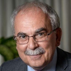 Dr Bassam Hallis speaking at World Vaccine Congress Europe
