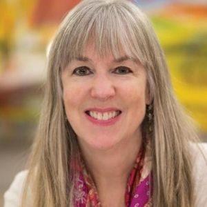 Kate O' Brien speaking at World Vaccine Congress Europe