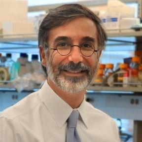 Dr Samir Khleif speaking at World Vaccine Congress Washington