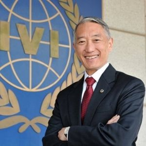 Dr Jerome Kim speaking at World Vaccine Congress Washington