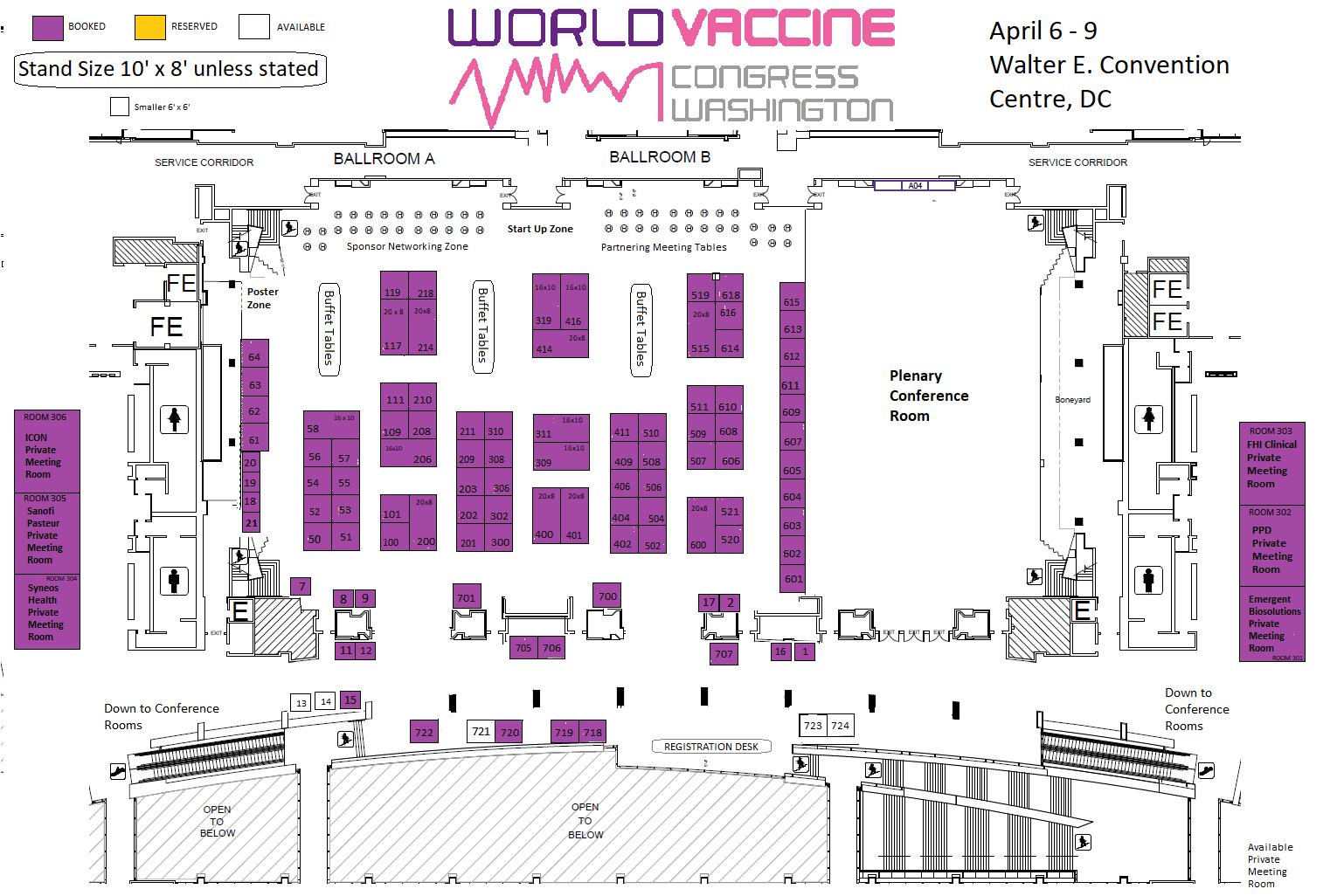 World Vaccine Congress Washington 2020
