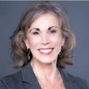 Denise Foster speaking at World Vaccine Congress Washington