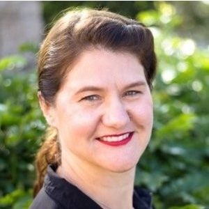 Sandrine Miller-Montgomery speaking at World Vaccine Congress Washington