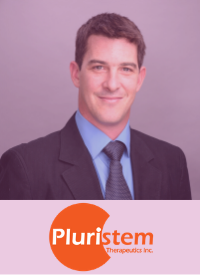 Lior Ravivi, Vice President Development & Operations, Pluristem