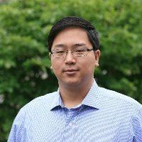 Nanxin (Nick) Li speaking at Advanced Therapies LIVE