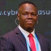 Daniel Adaramola,  speaking at Seamless Africa