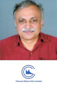 Dr Umesh Rai speaking at Asia Pacific Rail