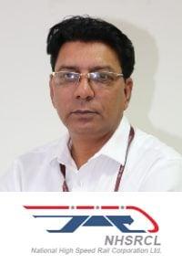 Vijay Kumar speaking at Asia Pacific Rail