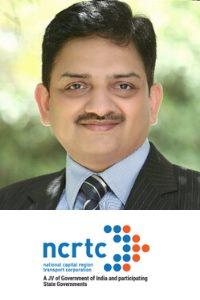 Vinay Kumar Singh speaking at Asia Pacific Rail