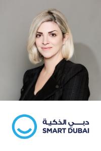 Zeina El Kaissi at BuildIT Middle East