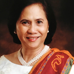Nymia Pimental Simbulan, MPH, Dr PH, Vice Chancellor for Academic Affairs, University of the Philippines Manila, Philippines