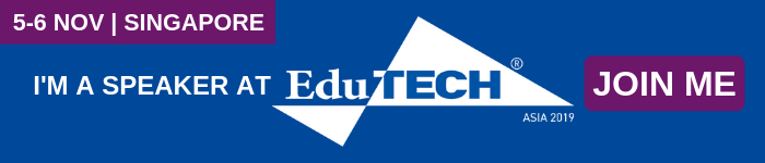I'm a speaker at EduTECH Asia email banner 4