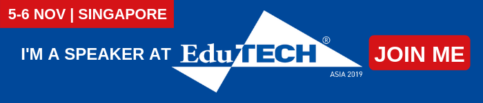 I'm a speaker at EduTECH Asia email banner 5