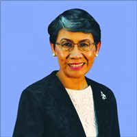 Dr. Ma. Cristina D. Padolina, President and Chief Academic Officer, Centro Escolar University, Philippines