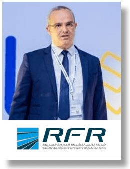 Ahmed Elleithy speaking at Middle East Rail