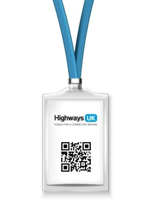 Highways UK badge