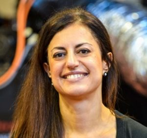 Professor Natasha Merat speaking at Highways UK