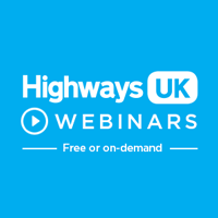 Highways UK Webinars Free or on-demand
