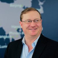Brett Marshall, Corporate Head, Quality Assurance, Zuellig Pharma