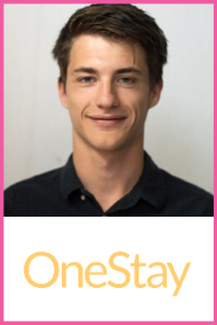 Henry Popiolek, Co-Founder, OneStay