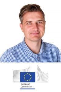 Mindaugas Yyskupaitis at IDW Virtual