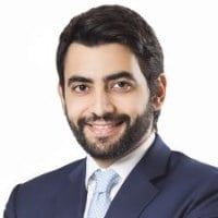 Rami Zahran speaking at Marketing & Sales Show Middle East