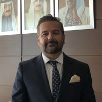 MDidar Dalkic, speaking at Middle East Rail