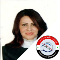 Maha Raslan, speaking at Middle East Rail
